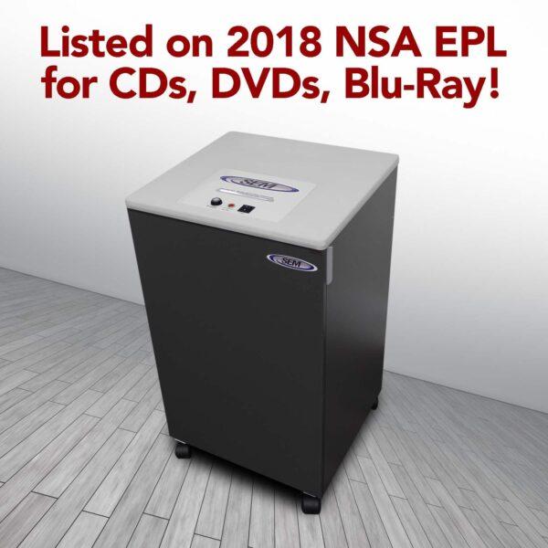 NSA EPL DVD Blu-Ray