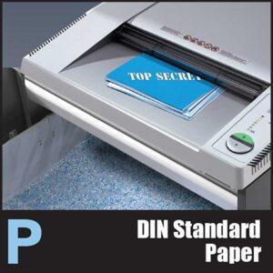 DIN Standard 66399 - Paper - SEM Shred
