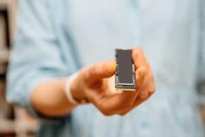 SSD-destruction