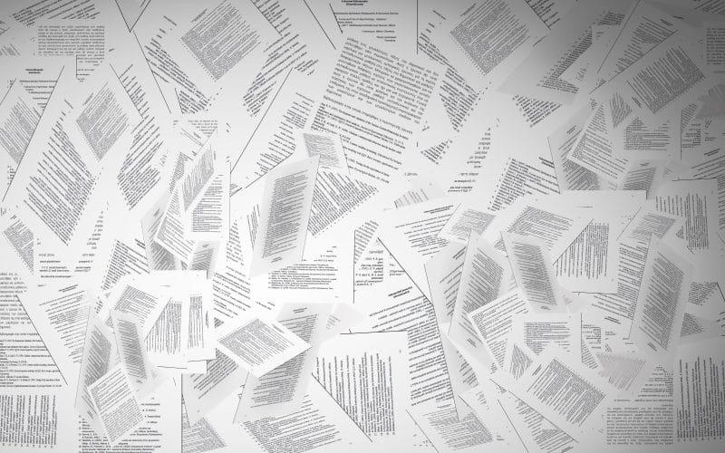 Paper: It's Here to Stay and It's Loaded with Sensitive Data